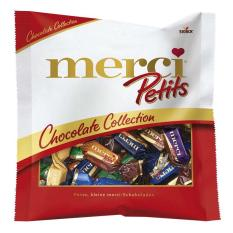 Kẹo Merci Petits Chocolate Collection 125g