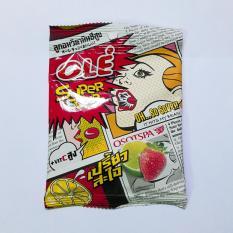 Kẹo Ole chua Thái Lan vị chanh dâu
