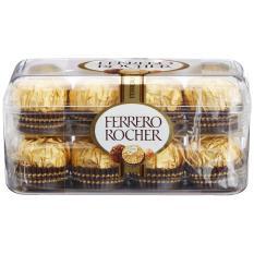 Kẹo sô cô la nhân hạt dẻ Ferrero Rocher 200g