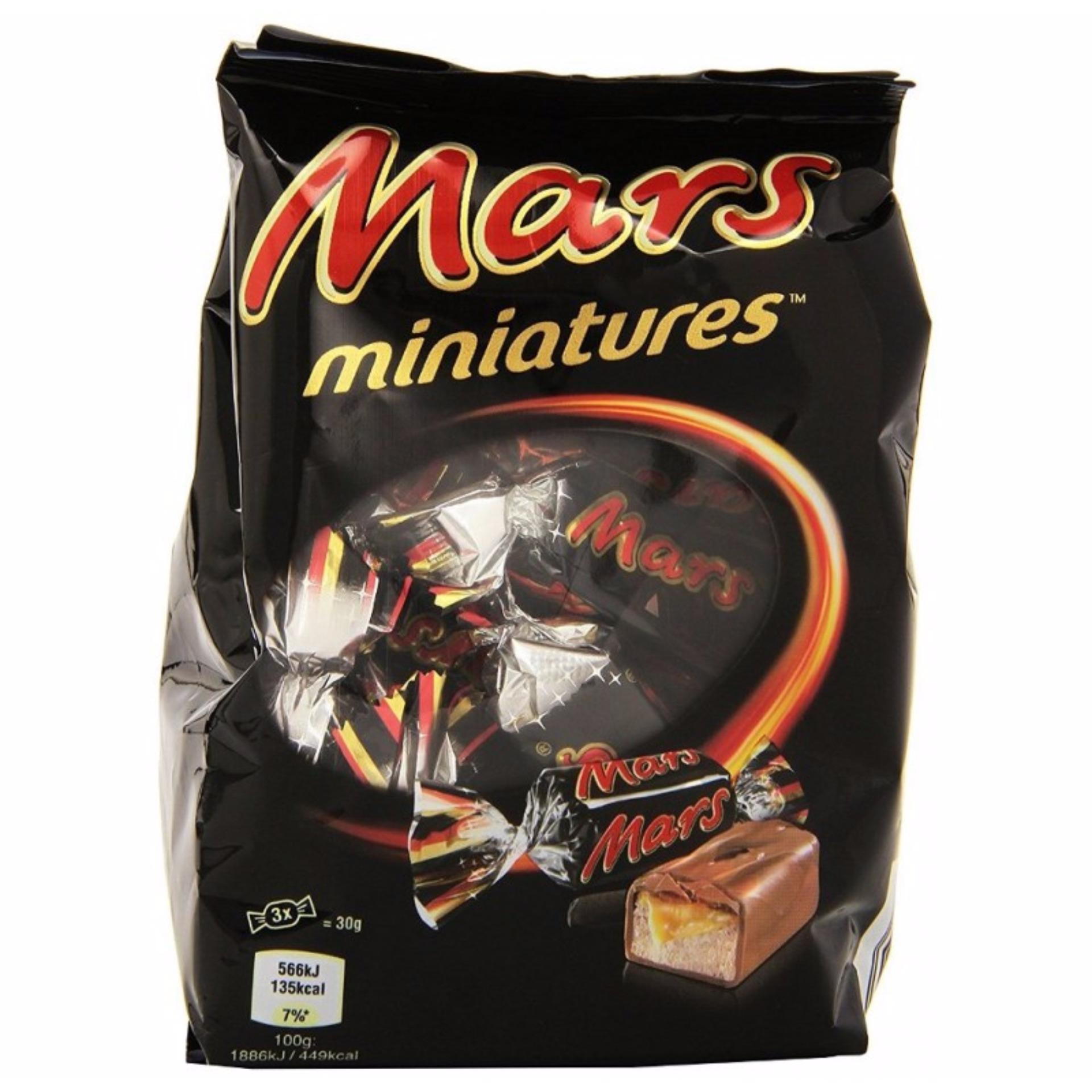 Kẹo Socola Mars Miniatures 150g