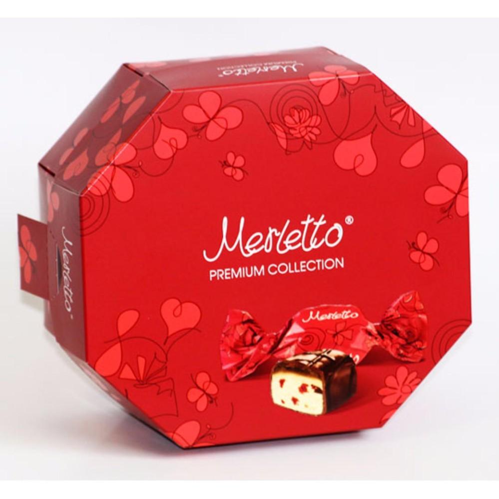 Kẹo Socola Merletto Premium vị anh đào