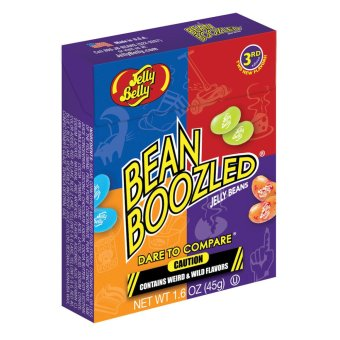 Kẹo Thối Jelly Belly Bean Boozled Hộp 45gr