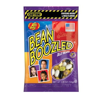 Kẹo Thối Jelly Belly Bean Boozled Túi 54gr