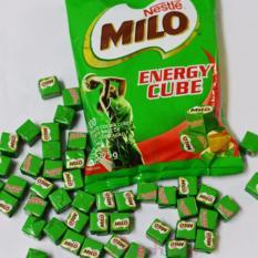 Báo Giá Kẹo viên MILO CUBE trọn bịch 100 viên – 275g