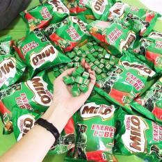 Tư vấn mua Kẹo viên MILO CUBE trọn bịch 100 viên – 275g