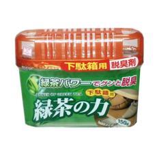 Khử mùi tủ giày, tủ quần áo hương trà xanh – Hàng Nhật nội địa