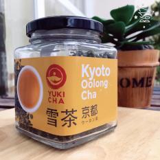 Kyoto Oolong Cha – YUKICHA – 100 gram – Tặng 100g cafe Mocha Bourbon thượng hạng khi mua 02 hộp