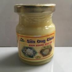 Lọ Sữa Ong Chúa Thương hiệu Anh Khoa Gia Lai (100g/lọ)