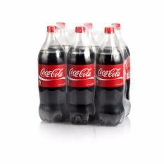 [Party Size] Nước ngọt có ga Coca-Cola lốc 6 chai 1.5L