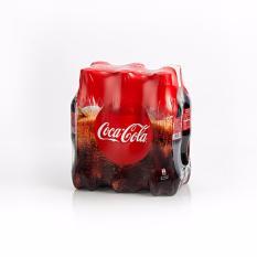 Bảng Giá Nước ngọt có ga Coca-Cola lốc 6 chai 390ml