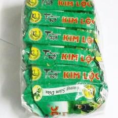 Lốc 6 gói trà sâm dứa Kim Lộc – Trà sâm dứa thanh nhiệt loại 70g (SD70)
