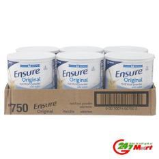 Chỗ bán LỐC 6 HỘP SỮA BỘT ENSURE CỦA MỸ® ORIGINAL NUTRITION POWER 397G (14OZ) – ABBOTT HOA KỲ