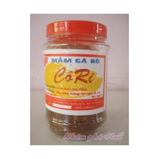 Mắm cá rò Cô Ri, ĐẶC SẢN HUẾ (loại đặc biệt 350g)