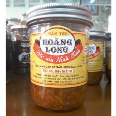 Mắm tép Riu đỏ Hoàng Long đặc sản Gia Viễn Ninh Bình (380ml) -NPP HS shop