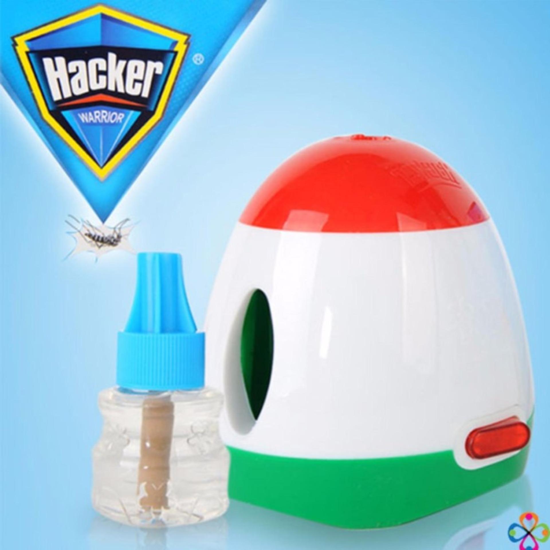 Máy Đuổi Muỗi Xông Tinh Dầu Hacker