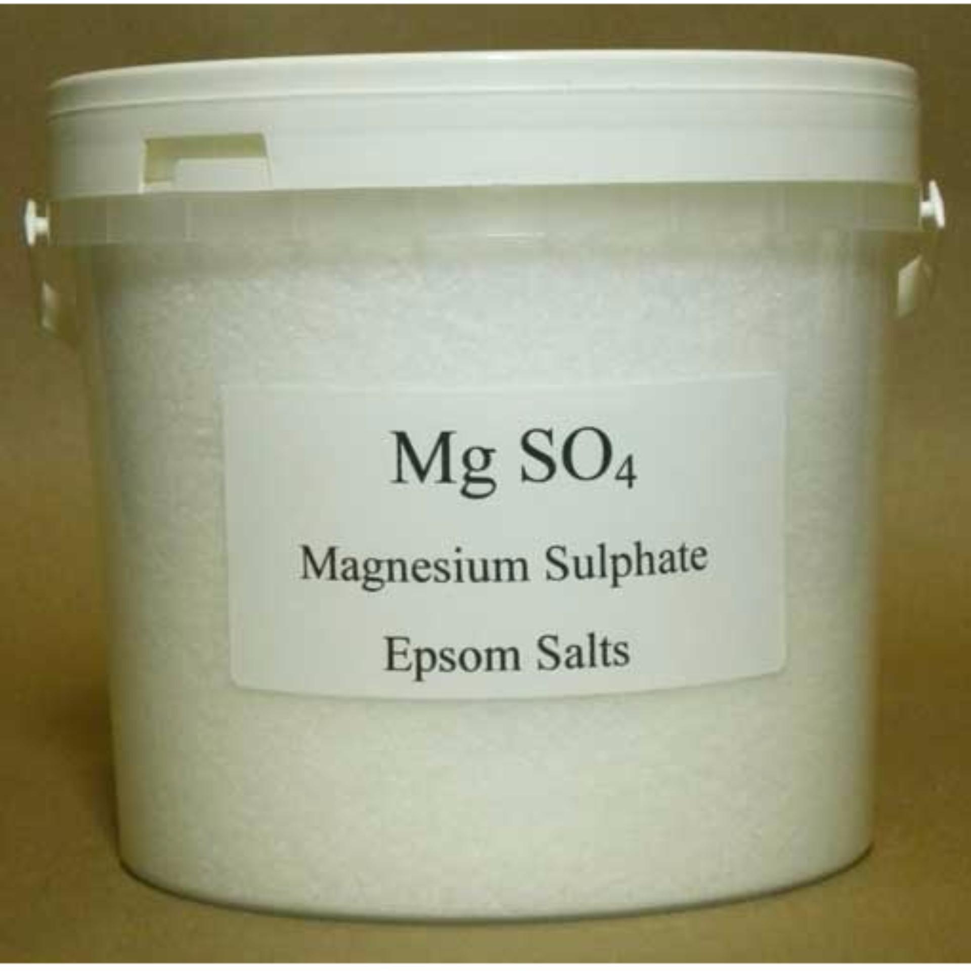 MgSO4 muối epsom 2kg (Magnesium sulfate)