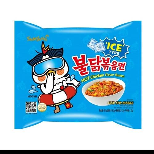 Mì khô gà cay lạnh Samyang 151gram