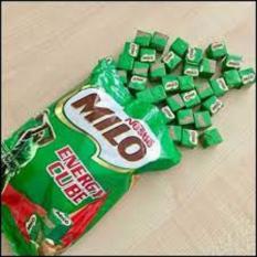 Giá Milo Cube 275g / 100 vien