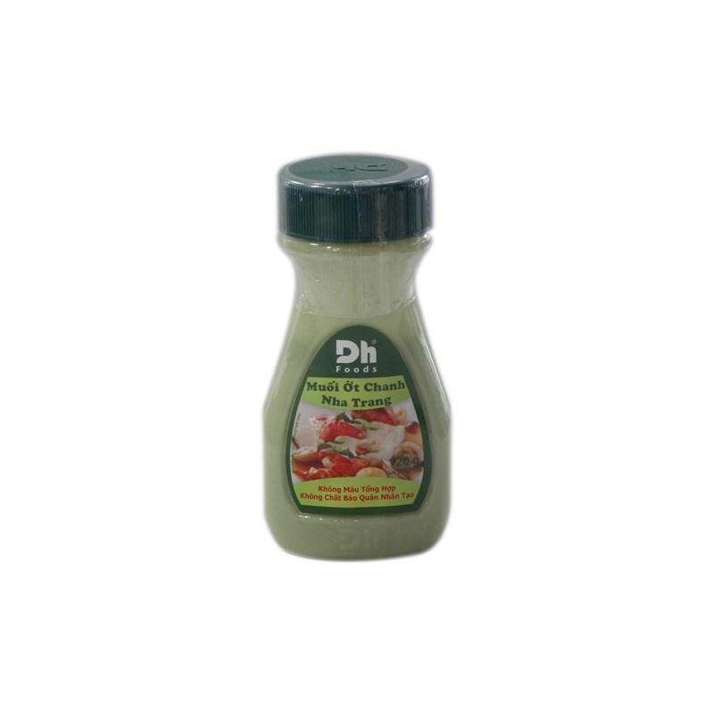 Bảng Báo Giá Muối ớt chanh Nha Trang Dh Foods 120g