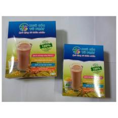 Ngũ cốc lợi sữa vũ phát loại 500gam dạng hộp siêu tiện siêu ngon
