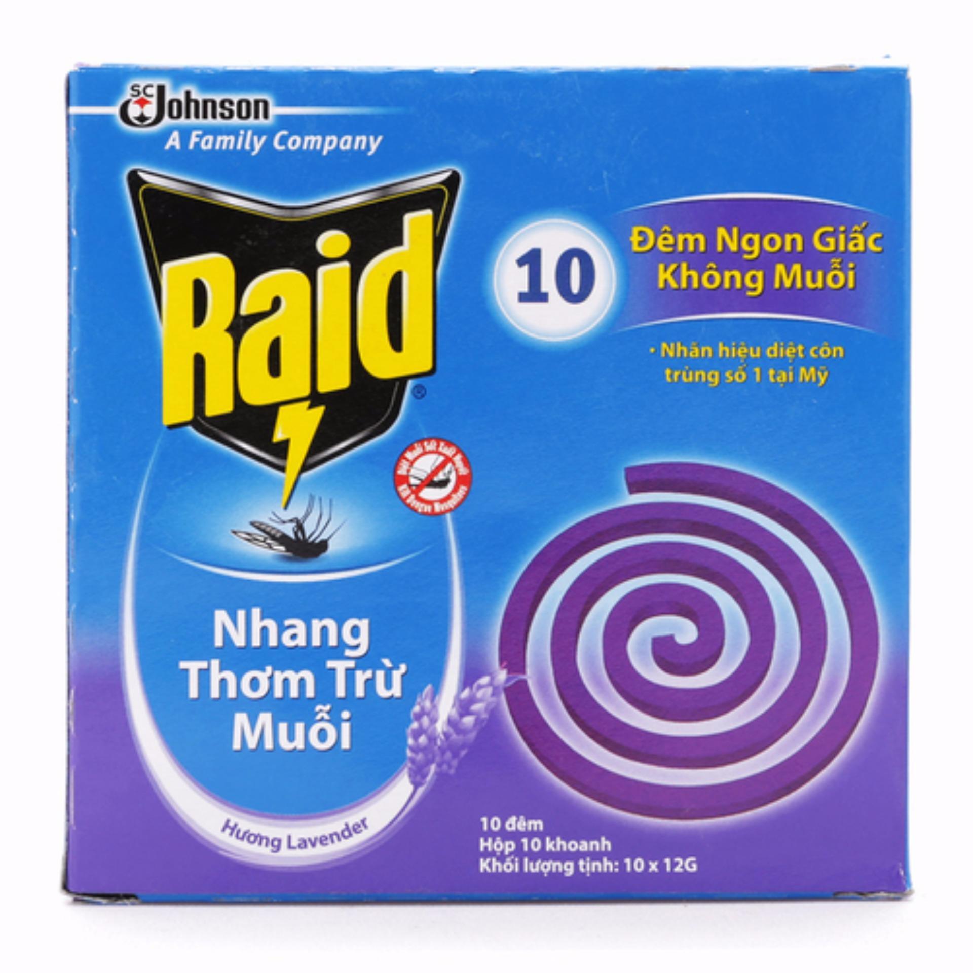 Giá bán Nhang diệt muỗi hương Lavender