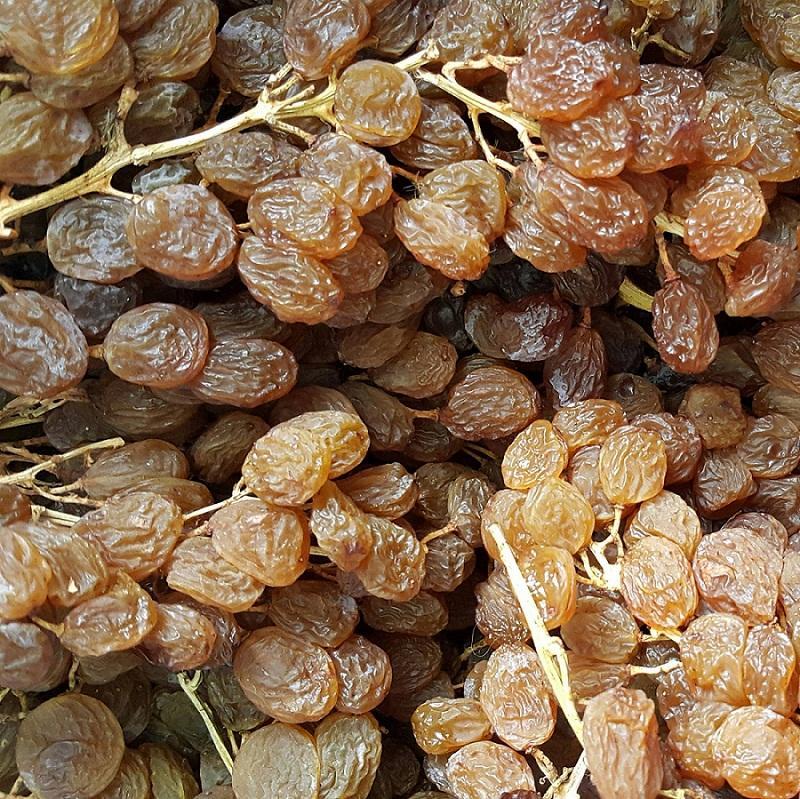 Giảm giá Nho khô nguyên cành vàng Table Grapes (Úc) 250g