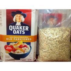 Nửa thùng yến mạch Quaker oats 2.26kg – USA