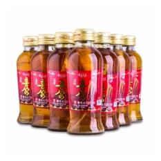 Giá KM Nước hồng sâm có củ KGS Hàn Quốc 8 chai 120ml-PP Sâm Yến Thái An