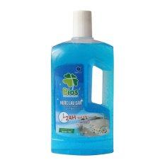 Nước Lau Sàn BIOS hương Hoa Cỏ 1 Lít