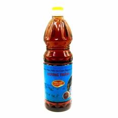 Bộ 06 chai nước mắm nhất cá cơm nguyên chất Hương Thành 1 lít ( 6 chai x 1 lít/chai )