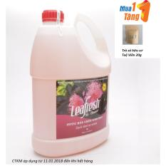 Nước rửa chén sinh học Leafresh 4l