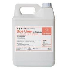 Nước Rửa Tay BIOS hương Táo Can 5 Kg