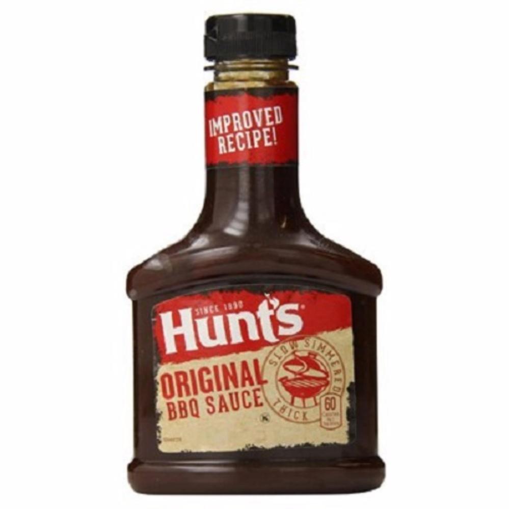 Nước sốt Hunt's BBQ vị truyền thống 510gr (Hunt's ORIGINAL Barbecue Sauce 510gr)