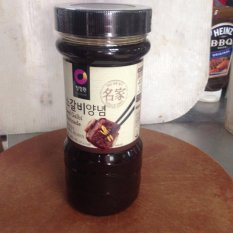 Nước Sốt Ướp Thịt Bò Hàn Quốc Loại Đặc Biệt 840G