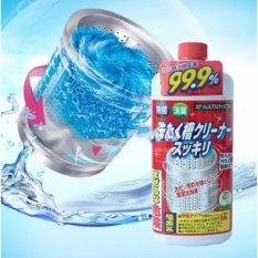 Nước tẩy đa năng vệ sinh lồng máy giặt 99,9% - Sản xuất tại Nhật Bản