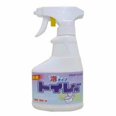 Nước tẩy xịt rửa làm sạch toilet dạng bọt – 300ml
