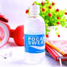 Nước uống bổ sung ion Pocari Sweat thùng 24 chai x 350ml