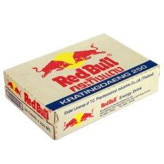 Nước uống tăng lực Redbull thùng 24 lon x 250ml