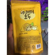 Óc Chó Bơ Mật Ong Honey Butter Walnut 220g