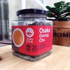 Osaka Oolong Cha – YUKICHA – 100 gram – Tặng 100g cafe Mocha Bourbon thượng hạng khi mua 02 hộp