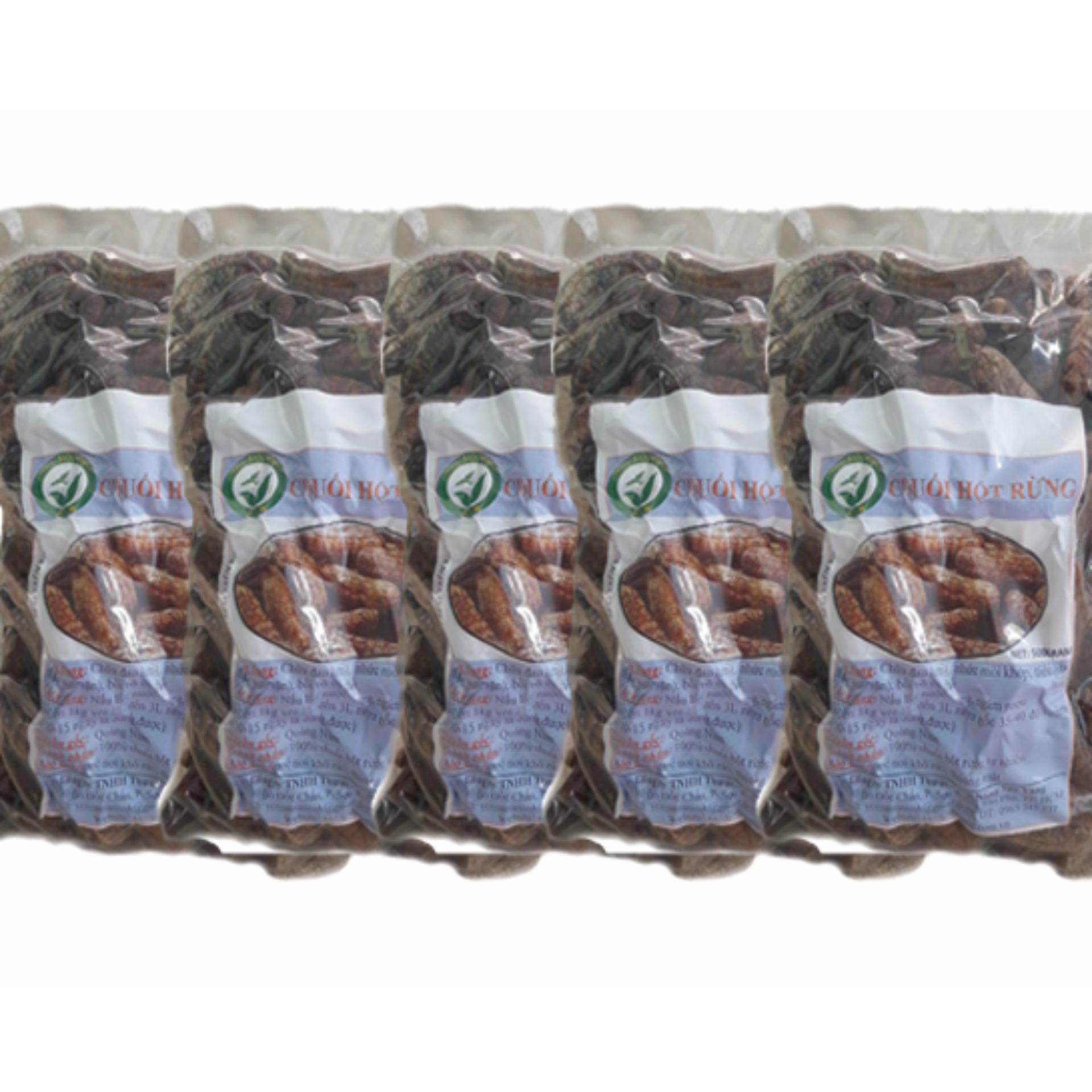 Giá Sốc Quả Chuối Hột Rừng Ngâm Rượ u 5kg