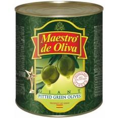 QUẢ OLIU XANH TÁCH HẠT MAESTRO DE OLIVA 3KG