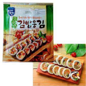 Rong Biển(1goi X 10 miếng) nhập khẩu từ Hàn Quốc, nấu được nhiều món ăn ngon