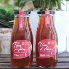 Rượu nho Tám Hiền Phan Rang 02 chai 330ml – The Kaffeine