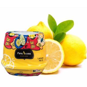 Sáp thơm phòng khử mùi PureAroma Korea ( Hương chanh ) GD109
