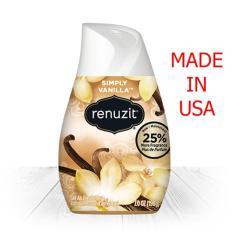 Sáp thơm Renuzit Simply Vanilla 198g