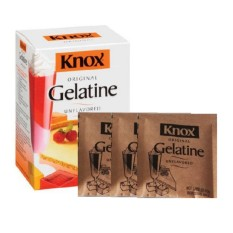 Vì sao mua Set 3 gói Bột Gelatin không mùi (3 gói x 7g)