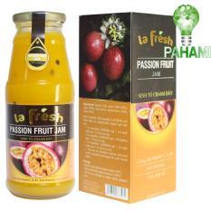 Passion fruit Jam La Fresh 350 ml