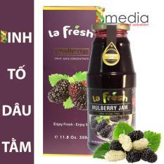 Sinh tố mứt Dâu tằm La fresh 350ml – Mulberry Jam