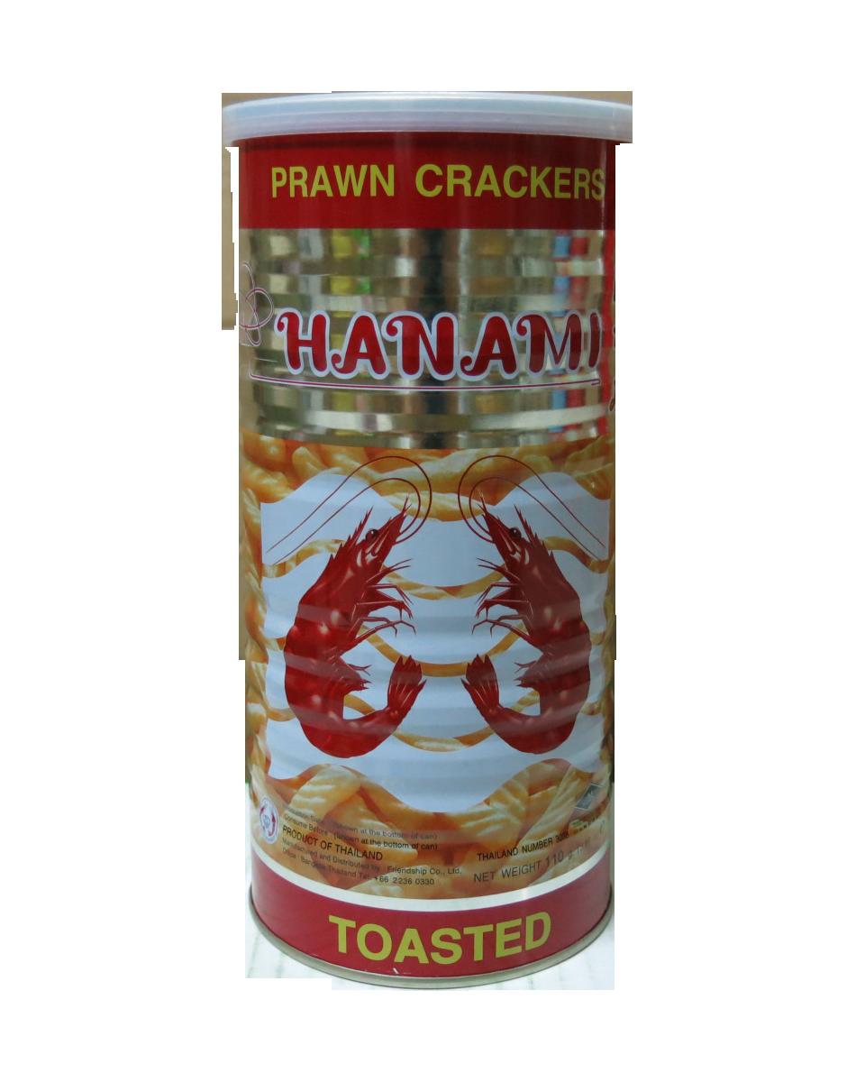 Snack Tôm Hanami 110g